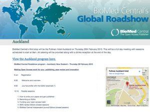 BMC Auckland roadshow image