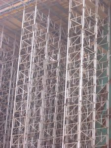 High precision scaffolding. (image credit: Rasbak via Wikimedia, CC-BY)