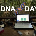 DNA day in the jungle