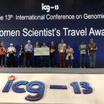 ICG prize winner