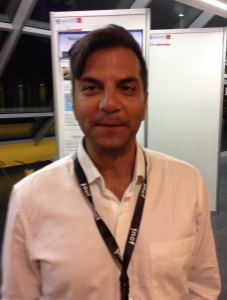 Samir Das at Neuroinformatics 2019